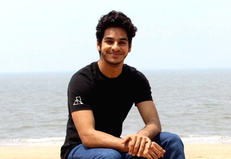 Actor Ishaan Khattar