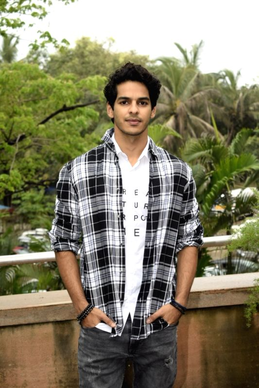 Actor Ishaan Khatter seen at a hotel in Mumbai's Juhu on July 15, 2018. - Ishaan Khatter