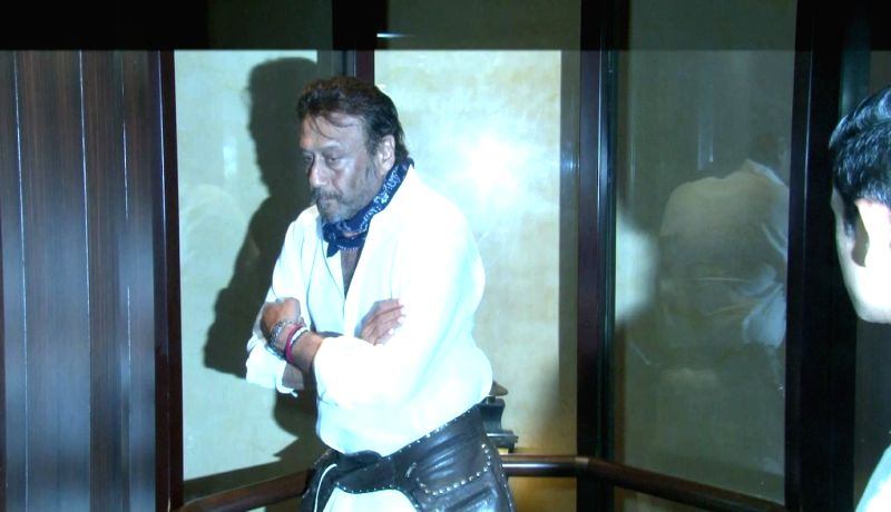 Actor Jackie Shroff spotted At Taj Lands End in Mumbai on April 27, 2017. - Jackie Shroff