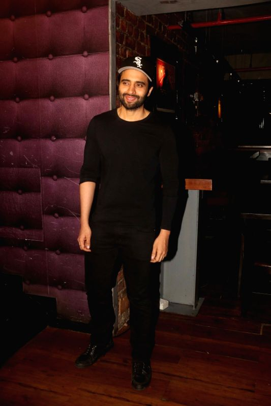 "Actor Jackky Bhagnani at the success party of film ""Parmanu: The Story of Pokhran"" in Mumbai on June 12, 2018. - Jackky Bhagnani"