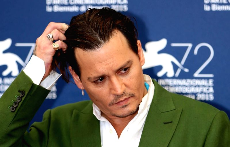 Actor Johnny Depp. (File Photo: IANS)(Image Source: IANS News)