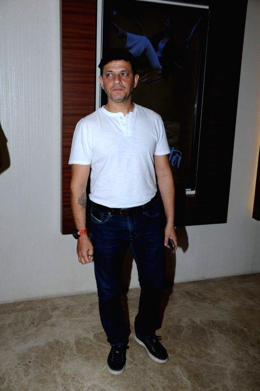 Actor Kabir Sadanand during the screening of film Peanut Butter in Mumbai on March 6, 2017. - Kabir Sadanand