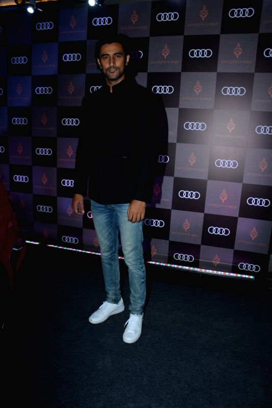 Actor Kunal Kapoor at Shantanu and Nikhil's store launch, in Mumbai on Dec 6, 2018. - Kunal Kapoor