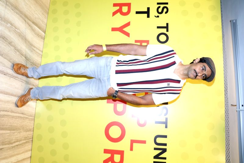 Actor Kunal Kapoor during a content creation festival in Mumbai on Sept 30, 2017. - Kunal Kapoor