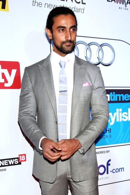 Actor Kunal Kapoor during red carpet of Hindustan Times Most Stylish 2016, in New Delhi on May 24, 2016. - Kunal Kapoor