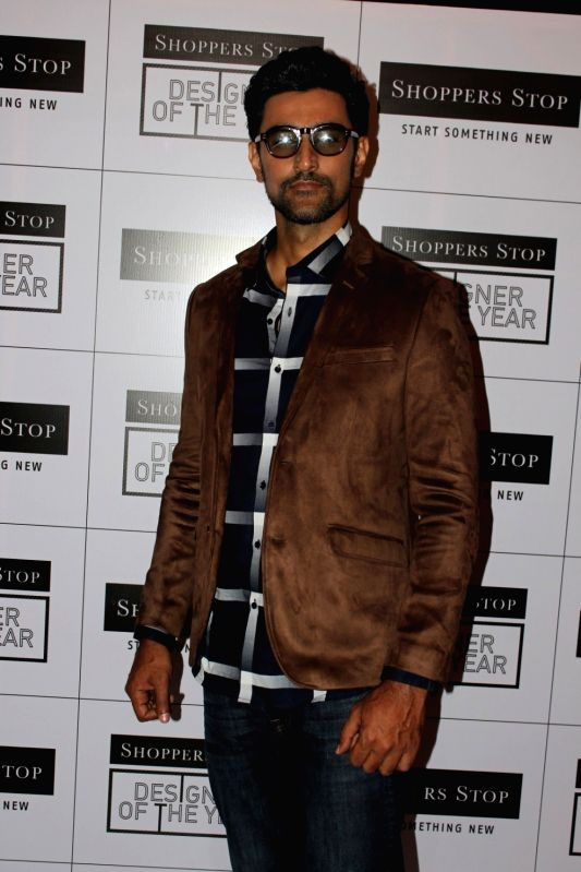 Actor Kunal Kapoor during the announcement of the Designer of the Year 2017 by Shopper Stop in Mumbai on May 24, 2017. - Kunal Kapoor