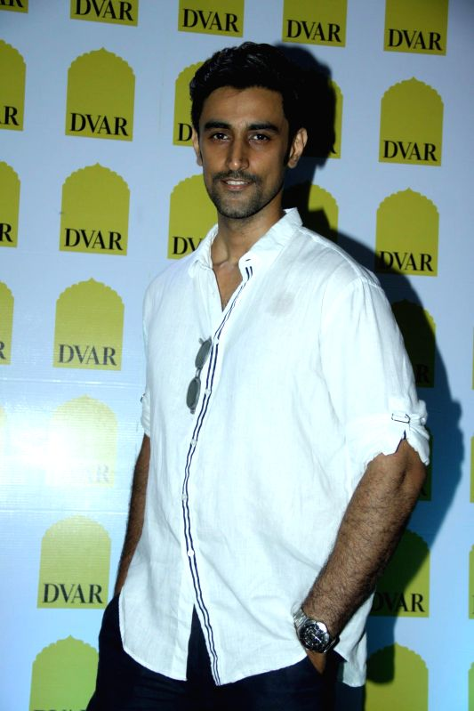 Actor Kunal Kapoor during the the launch of DVAR luxury multi designer store launch in Mumbai  on May 06, 2014 - Kunal Kapoor
