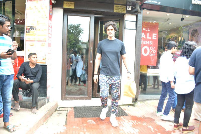 Actor Kunal Kapoor seen at Mumbai's Bandra on July 29, 2018. - Kunal Kapoor