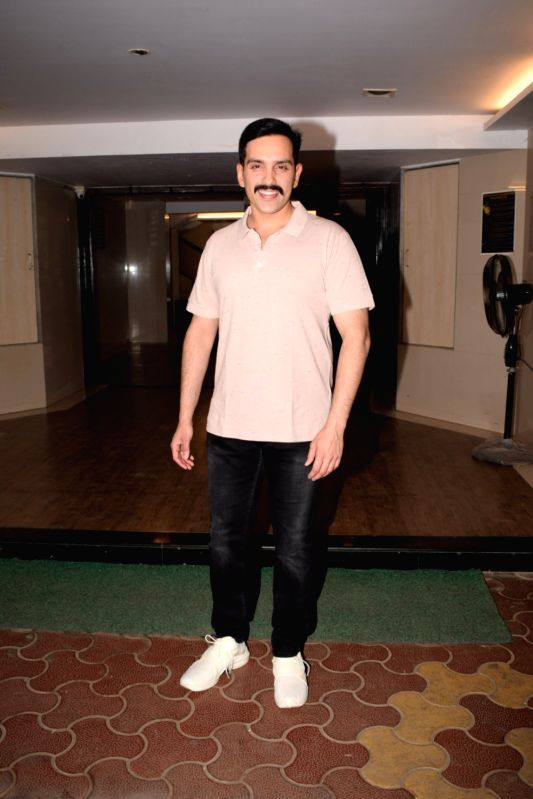 "Actor Luv Sinha at the wrap up party of film ""Paltan"" hosted by actor Sonu Sood in Mumbai on Jan 29, 2018. - Luv Sinha"