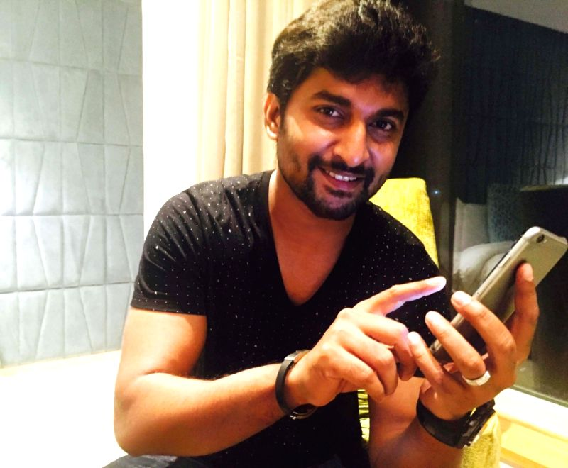 Actor Nani launched telugu movie Ami Thumi Teaser - Nani