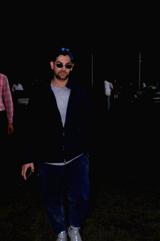 Actor Neil Nitin Mukesh spotted at Chhatrapati Shivaji Maharaj International Airport in Mumbai, on June 10, 2017. - Neil Nitin Mukesh