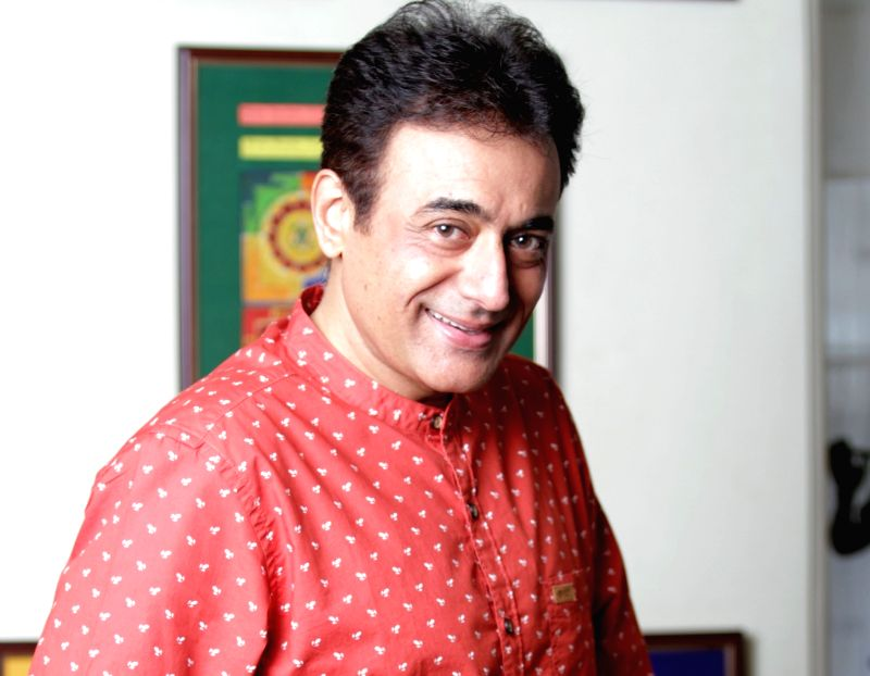 Actor Nitish Bharadwaj.