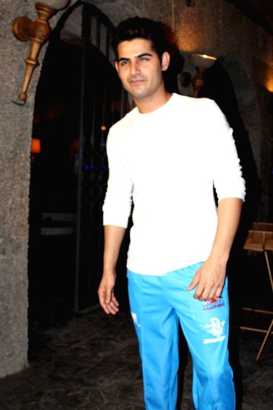 Actor Omkar Kapoor.