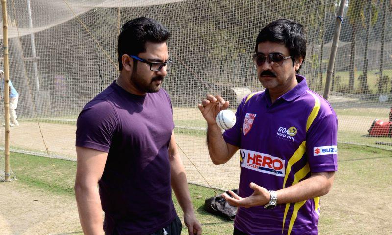 Celebrity cricket league 2019 bengal tigers photos