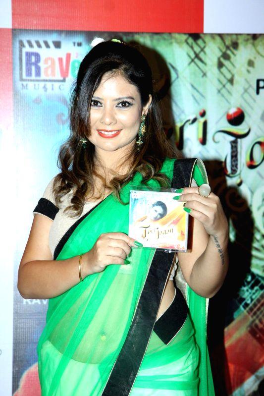 Actor Preeya Subba during the launch of album Teri Jogan in Mumbai, on June 27, 2014. - Preeya Subba