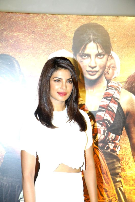 Unveiling of trailer of film Mary Kom