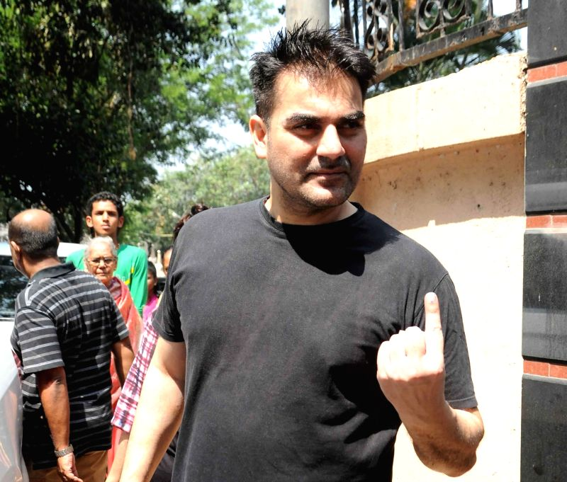 Actor-producer Arbaaz Khan. (File Photo: IANS)