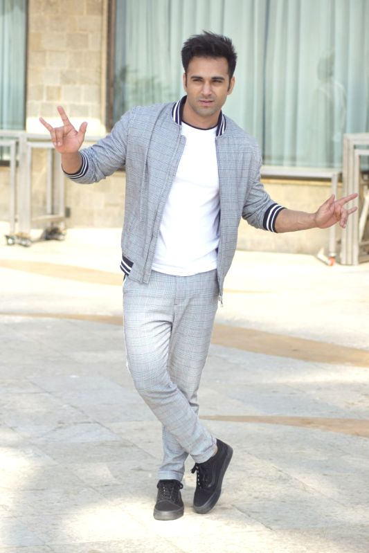 "Actor Pulkit Samrat during Promotion of film ""Veere Di Wedding"" in Mumbai on Feb 13, 2018. - Pulkit Samrat"
