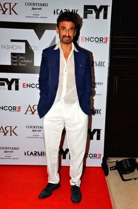Actor Rahul Dev during the launch of FYI Magazine May issue, in Mumbai on May 7, 2016. - Rahul Dev