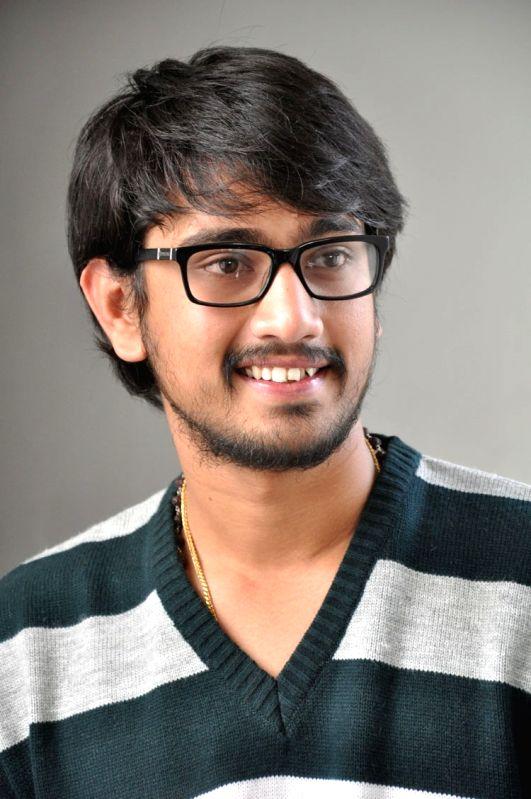 Actor Raj Tarun Press meet