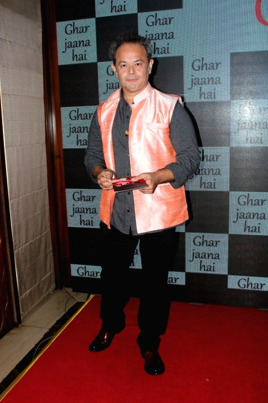 Actor Raj Zutshi during the launch of music `Ghar Jaana Hai`, in Mumbai on May 25, 2017. - Raj Zutshi