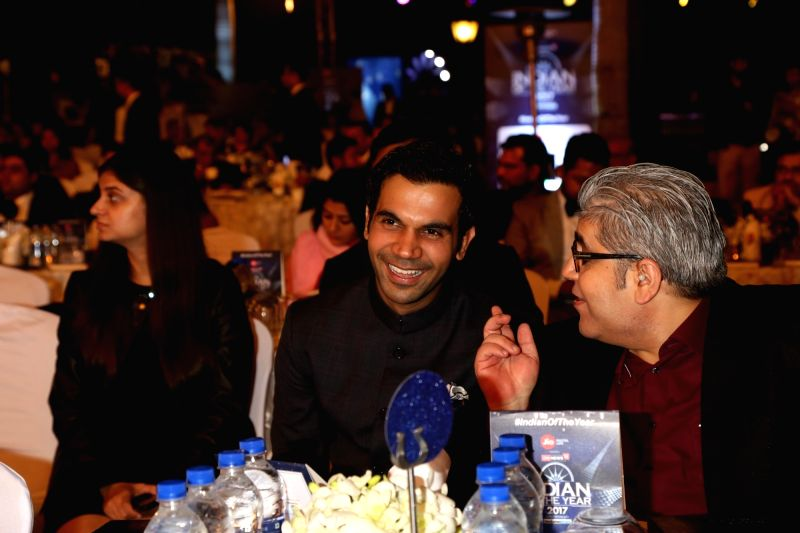 CNN-News18 Indian of the Year - best actor - Rajkummar Rao - Rajkummar Rao and Rajkumar Rao