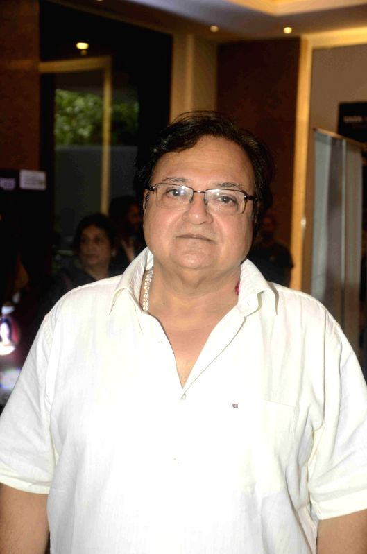 Actor Rakesh Bedi during the preview of play Chakravyuh in Mumbai, on June 11, 2017. - Rakesh Bedi