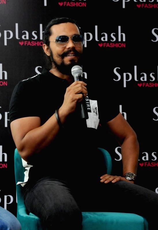 Actor Randeep Hooda during a programme in Amritsar on June 1, 2018. - Randeep Hooda