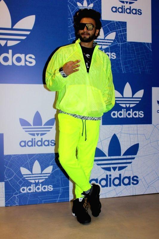 Ranveer Singh during a store launch - Ranveer Singh
