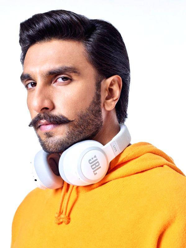 Actor Ranveer Singh is JBL's new global Brand Ambassador.
