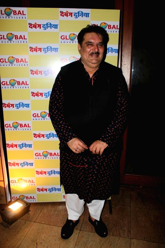 Actor Raza Murad during the AIAC golden achiver awards in Mumbai, on May 30, 2017. - Raza Murad