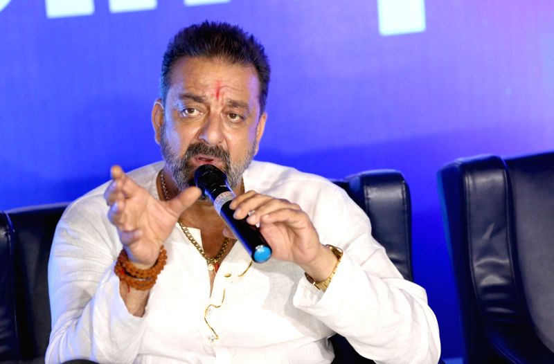 Actor Sanjay Dutt during a programme in Lucknow on July 19, 2018. - Sanjay Dutt