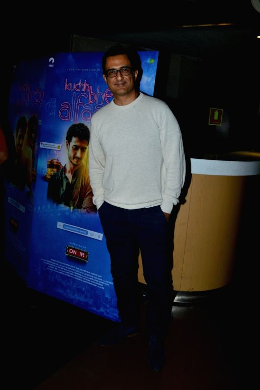 "Actor Sanjay Suri at the special screening of upcoming film ""Kuchh Bheege Alfaaz"" in Mumbai on Jan 30, 2018. - Sanjay Suri"