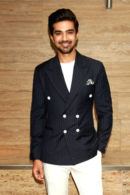 "Actor Saqib Saleem during a press conference to promote his upcoming film ""Dobaara"" in New Delhi, on May 22, 2017. - Saqib Saleem"