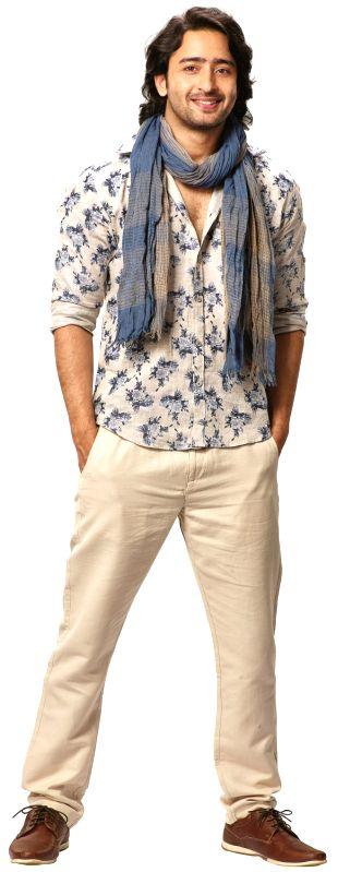 Actor Shaheer Sheikh.