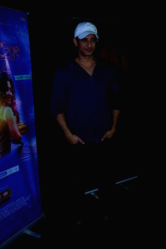 "Actor Sharman Joshi at the special screening of film ""Kuch Bheege Alfaaz"" in Mumbai on Jan 22, 2018. - Sharman Joshi"