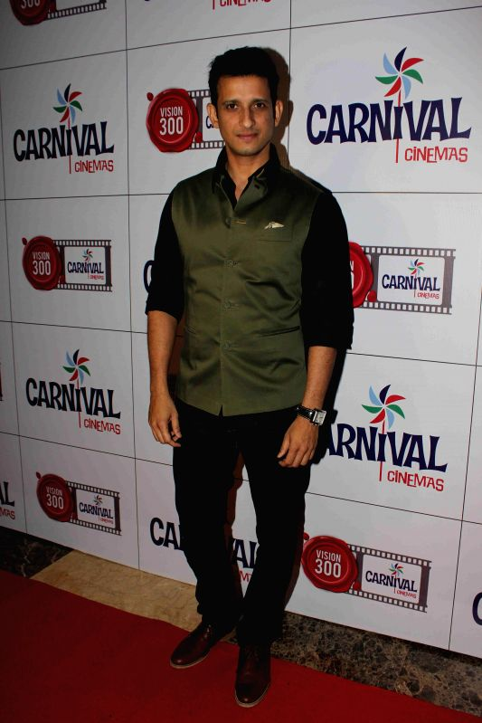 Actor Sharman Joshi during the launch of Carnival Cinemas in Mumbai on July 10, 2014. - Sharman Joshi