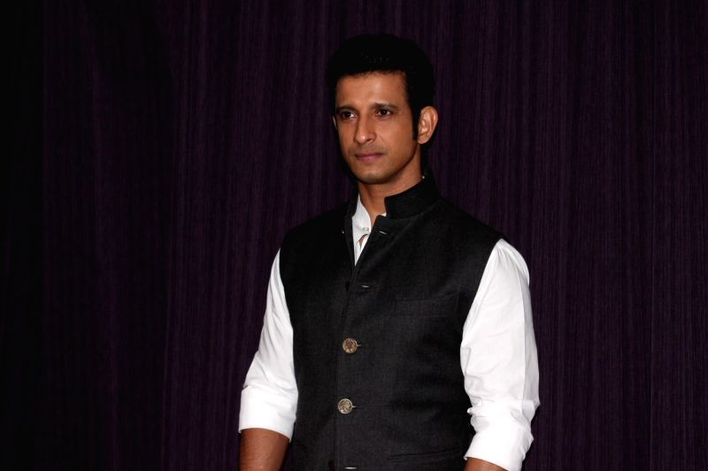 Actor Sharman Joshi during the success party of film 'Hate Story 3', in Mumbai, Dec 6, 2015. 2015. - Sharman Joshi