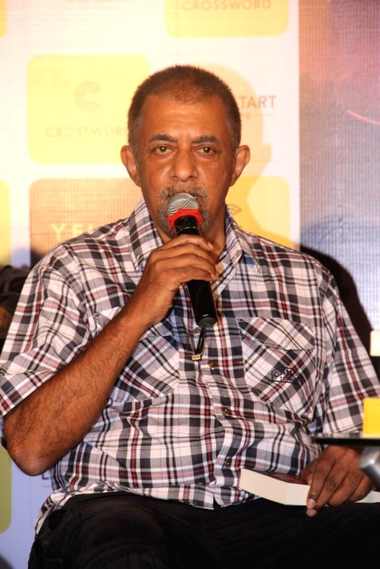 Actor Shivkumar Subramaniam during the book launch of When Life Turns Turtle by author Raj Supe, in Mumbai on July 27, 2016. - Shivkumar Subramaniam