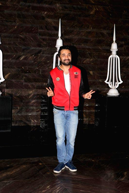 Actor Siddhanth Kapoor at actress Kiara Advani birthday celebration in Mumbai on July 30, 2018. - Siddhanth Kapoor and Kiara Advani