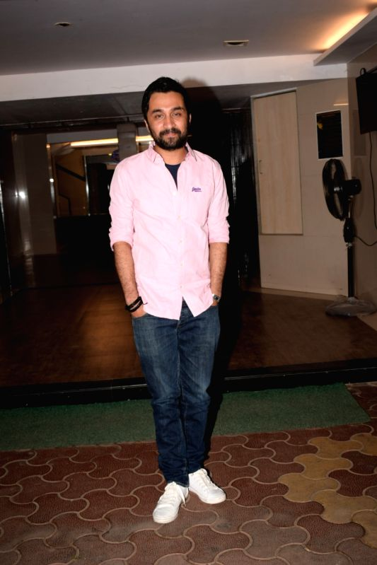 "Actor Siddhanth Kapoor at the wrap up party of film ""Paltan"" hosted by actor Sonu Sood in Mumbai on Jan 29, 2018. - Siddhanth Kapoor"