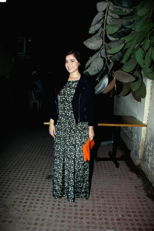 Actor Simone Singh during the premiere of Star Plus show `Ek Hasina Thi` in Mumbai on Monday, April 14, 2014. - Simone Singh