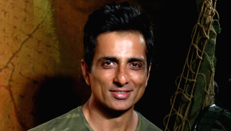 Actor Sonu Sood during the celebrations 20 years completion of film Border, in Mumbai in Mumbai on June 11, 2017. - Sonu Sood
