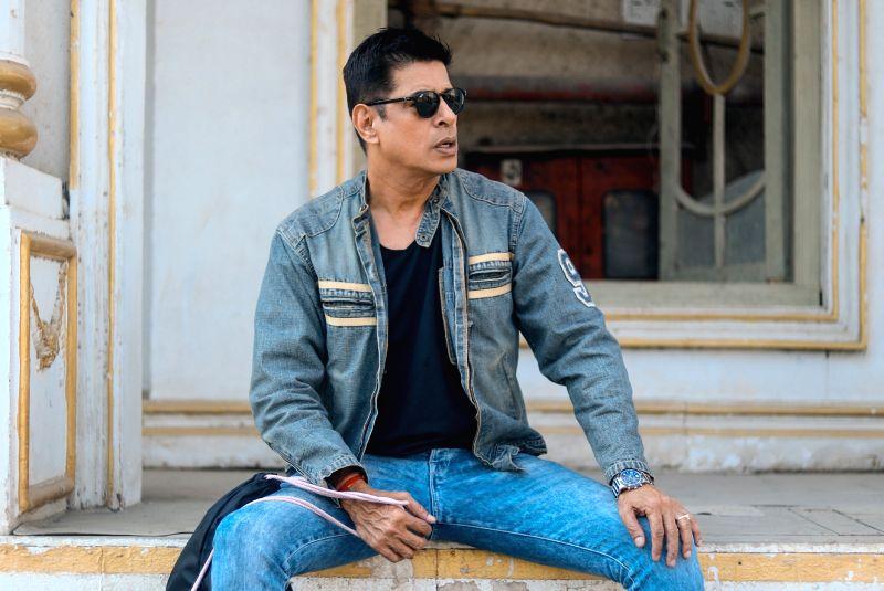 Actor Sudesh Berry.
