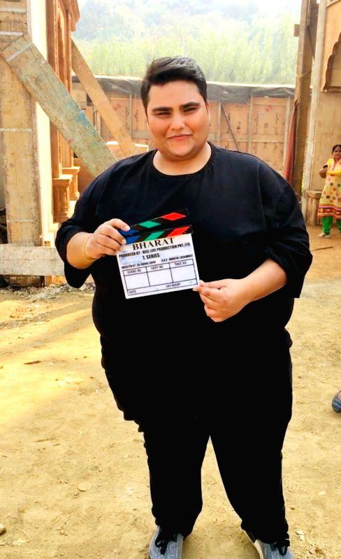 Actor Sumeet Samnani.