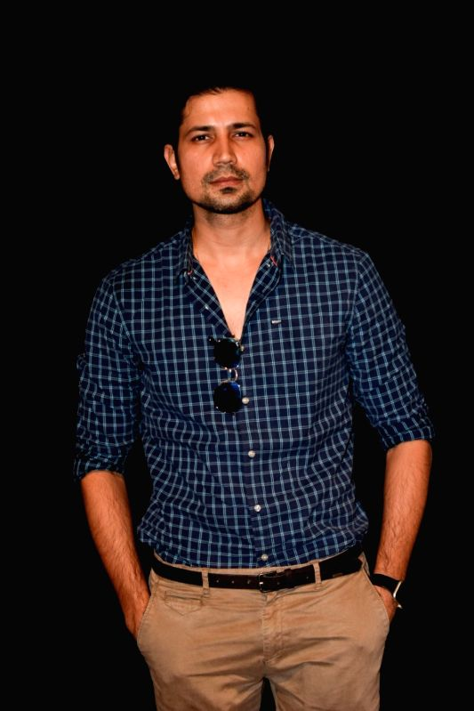 Actor Sumeet Vyas at the 5th edition of Indian Screenwriters Conference in Mumbai on Aug 3, 2018. - Sumeet Vyas
