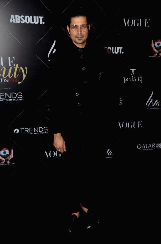 "Actor Sumeet Vyas at the red carpet of ""Vogue Beauty Awards"" in Mumbai on July 31, 2018. - Sumeet Vyas"