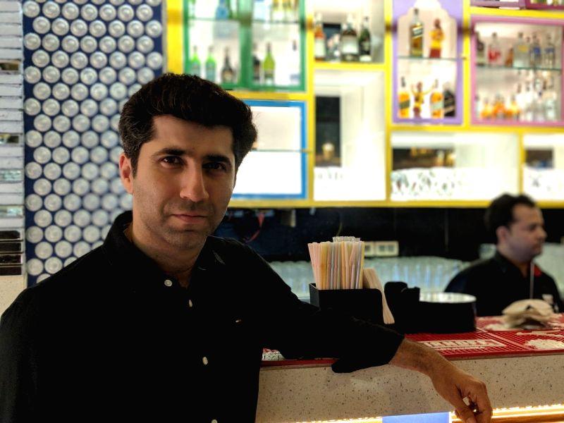 Actor Sumit Kaul. - Sumit Kaul