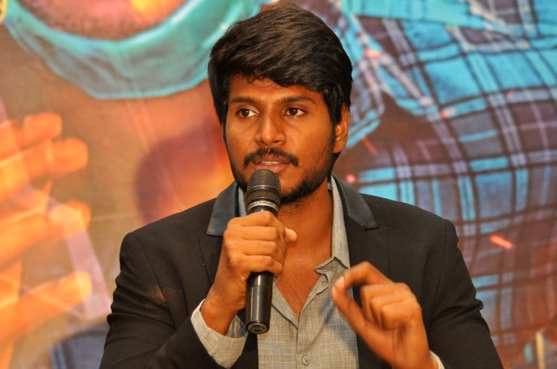 Actor Sundeep Kishan.