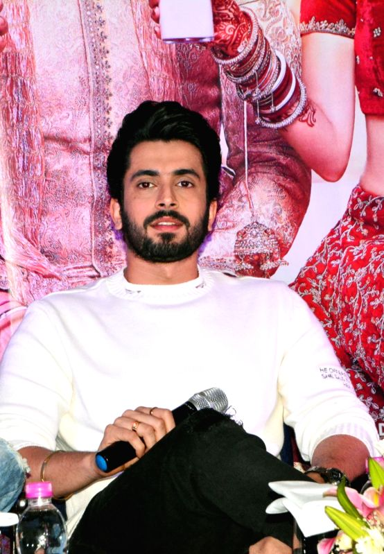 "Actor Sunny Singh during a press conference organised to promote upcoming film ""Sonu Ke Titu Ki Sweety"" in Kolkata, on Jan 20, 2018. - Sunny Singh"